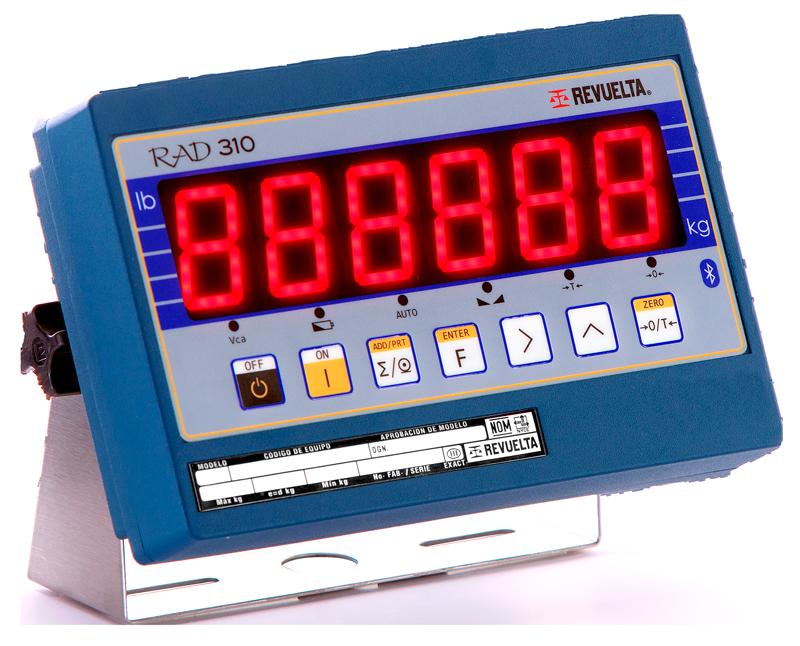 Indicador digital RAD 310